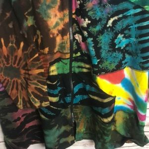 kathmandu Jackets & Coats - NWOT Tie Dye summer jacket